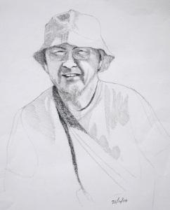 tony henderson self portrait