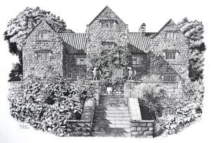 The Old Hall, Washington, England