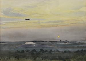 dusk flight