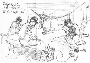 the sail loft ralph hedley