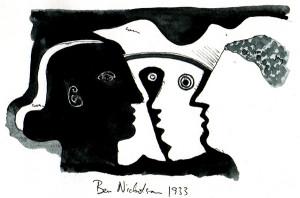 ben nicholson 1933