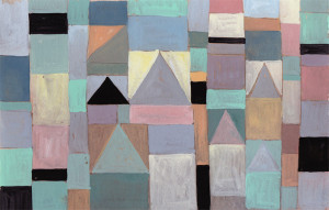 in the style of paul klee
